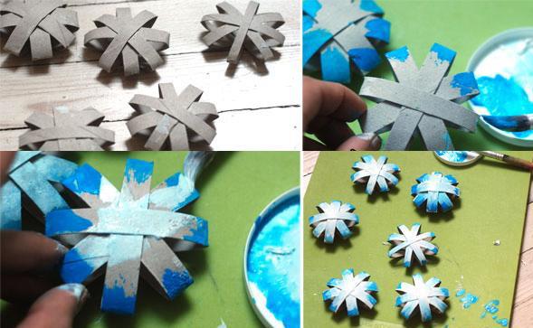 christmas crafts ideas paper christmas handmade decoration