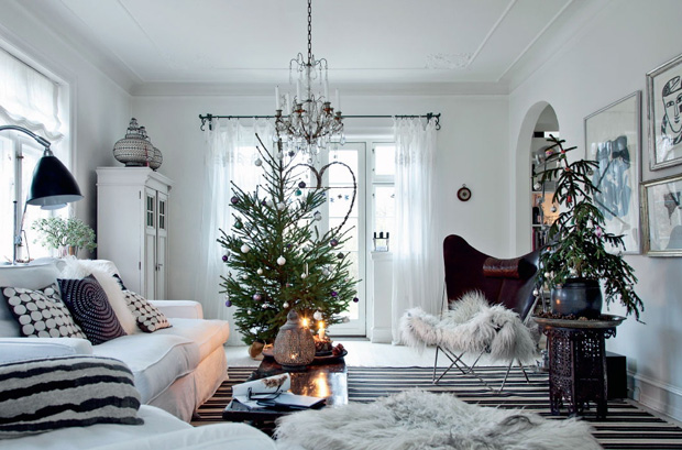 scandinavian christmas decorations 8 main features - Nordic Style Christmas Decorations