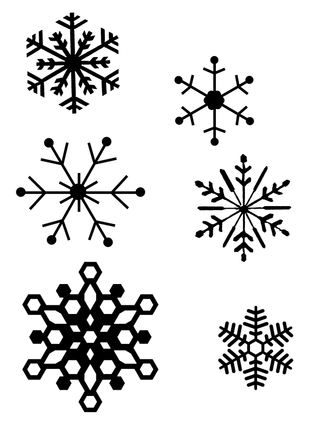 snowflakes-free-template-christmas-ornament