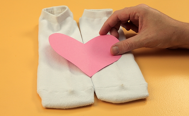 Funny Diy Valentine S Day Gift For Him Decorate His Socks