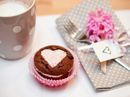valentines-day-gift-ideas-muffins-heart-shape