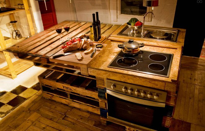 Kitchen Island Made With Pallets different ideas diy kitchen island. 10 modest kitchen area
