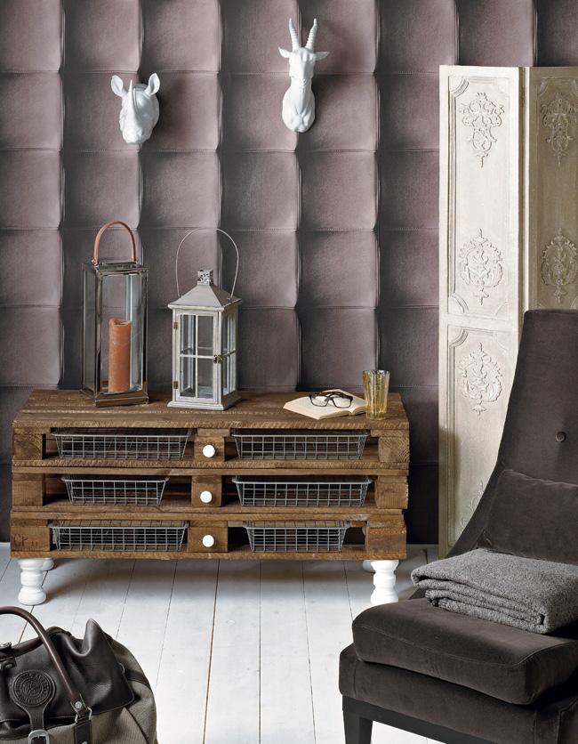 Diy Living Room Storage Ideas : DIY pallet furniture ideas – 40 projects that you probably haven't ...