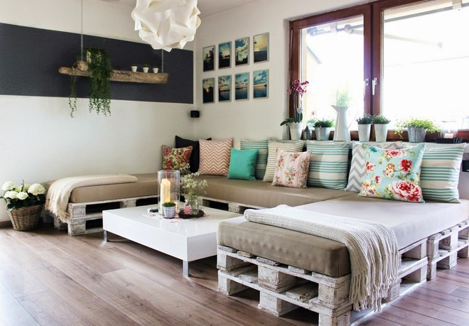 DIY pallet furniture ideas -  projects that you havent seen