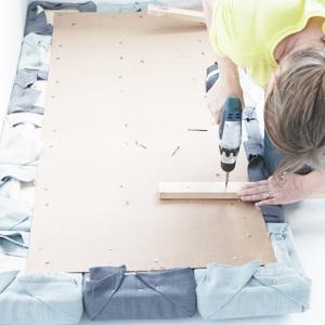 diy headboard ideas upholstered headboard