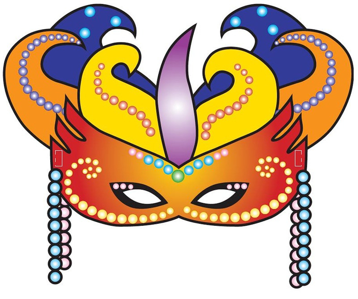chicldrens-mask-template- carnival-masquerade-colorful