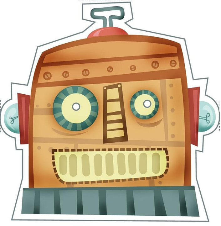 kids-face-masks-template-print-robot