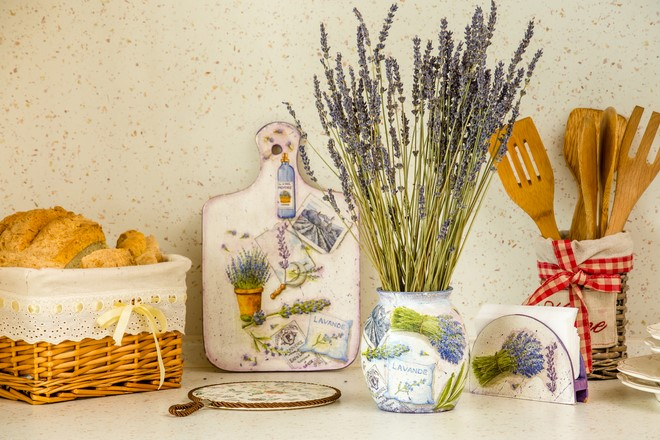 Table Decorating Ideas French Provence Dinner Party