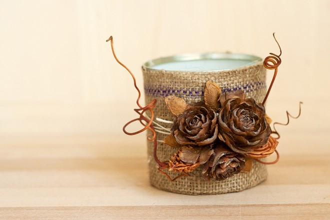 fall decorations for home diy candle holder autumn decoration idea cedar cones pits