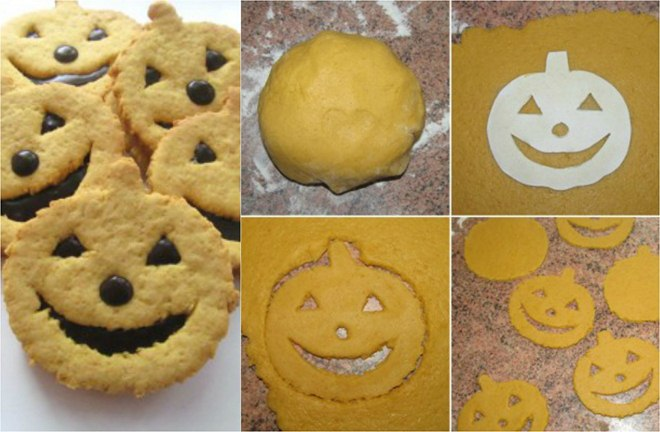halloween-baking-ideas-pumpkin-cookies-pop-face