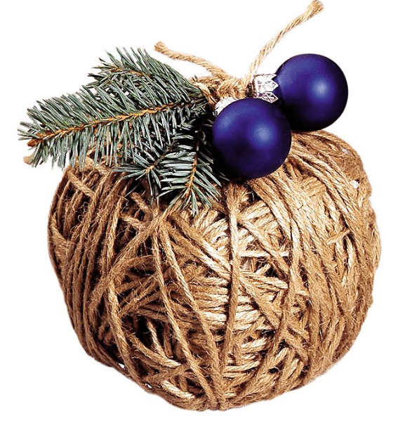 christmas-gift-wrapping-ideas-gift-box-hidden-jute-twine-blue-ornaments