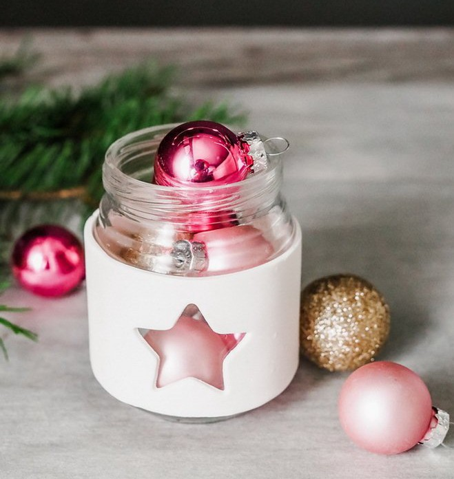 Diy christmas jar crafts inexpensive and easy projects