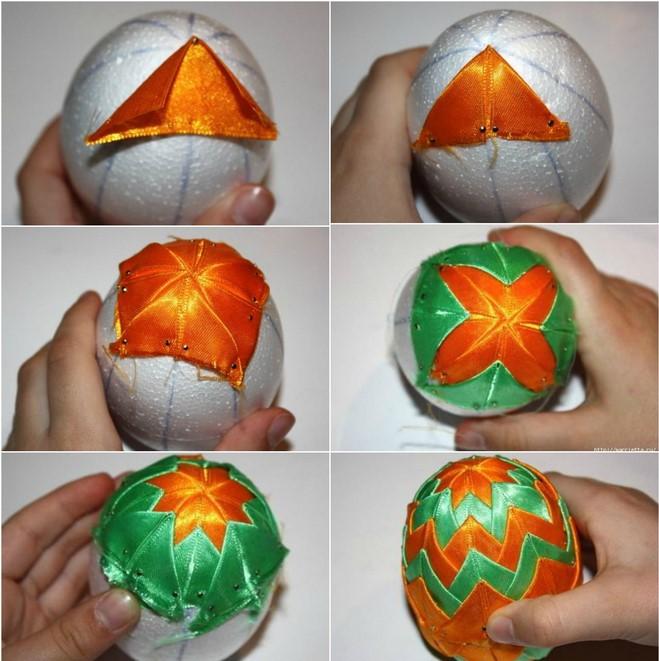 Styrofoam Egg Craft Ideas