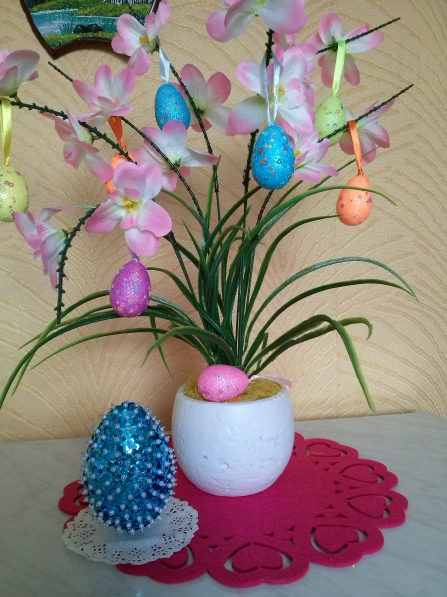 diy-easter-craft-ideas-styrofoam-eggs-ornaments-faberge