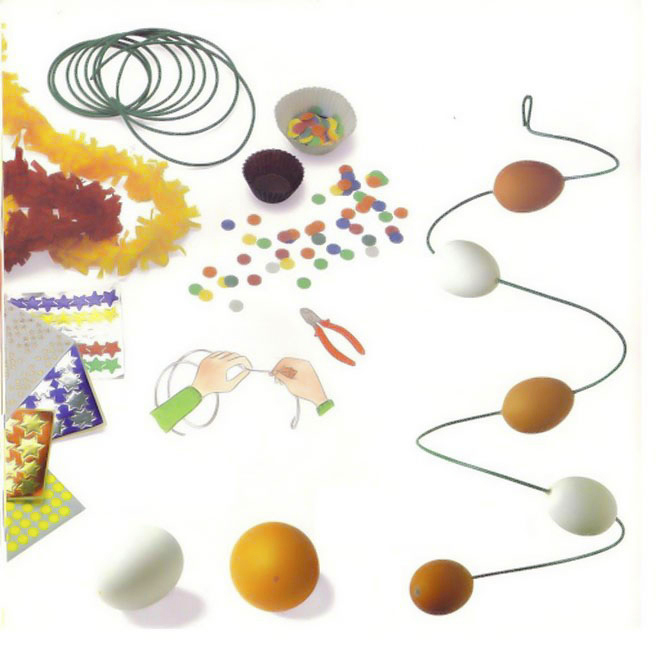 easter-egg-crafts-kids-garland-wire-eggs-moving-planets-paper-decor