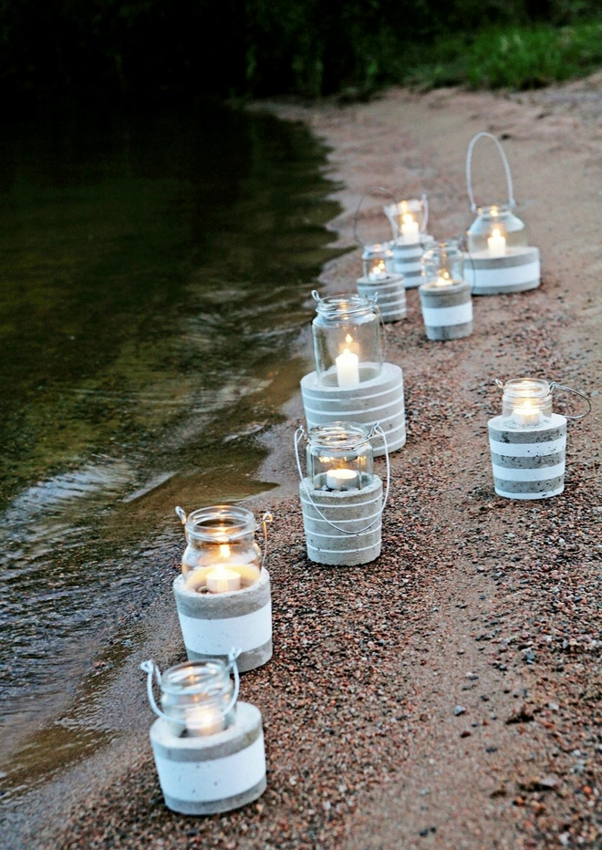 diy-garden-projects-candle-hurricanes-sea-decor