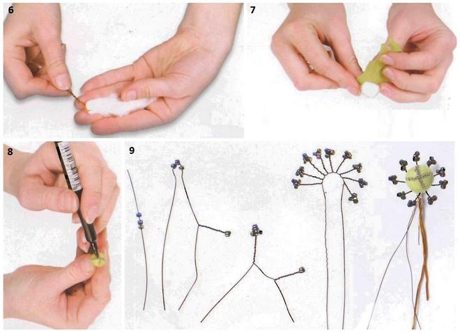 flower-craft-ideas-poppy-instructions-beads-wire