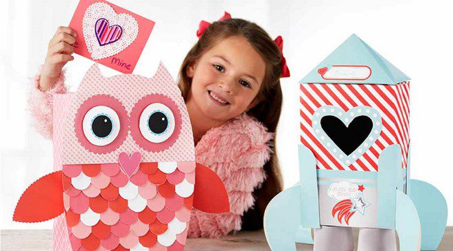 Valentines Crafts For Boys