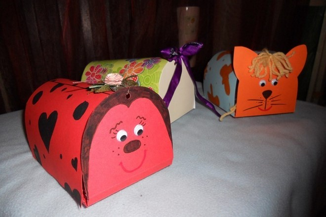 simple homemade valentines day boxes for preschoolers