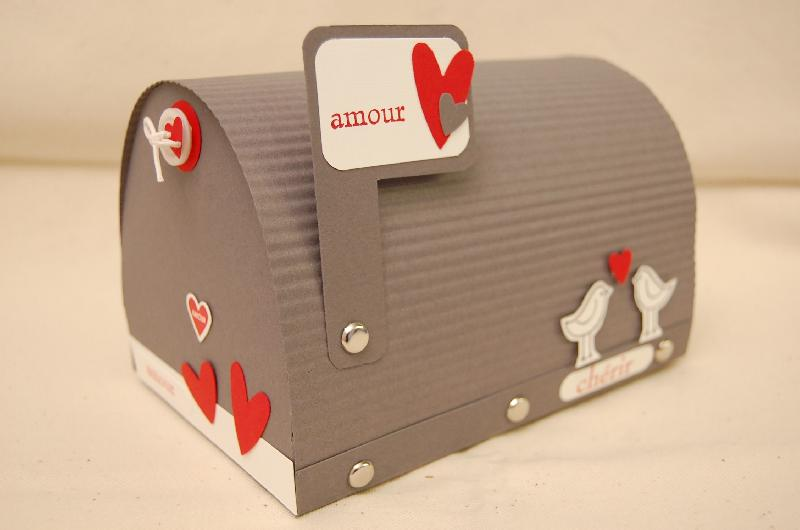 diy valentines day mailbox easy handmade cardboard box ideas