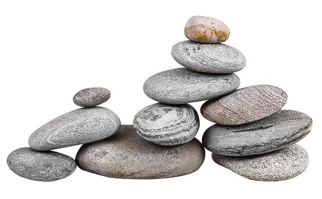diy-natural-stone-pebble-mosaic-tile-variety-of-colors-and-shapes