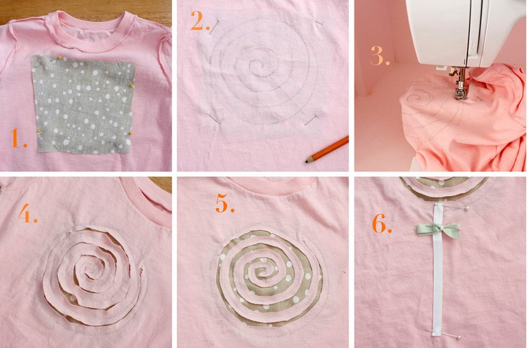 diy-t-shirt-ideas-kids-easy-sewing-lollipop