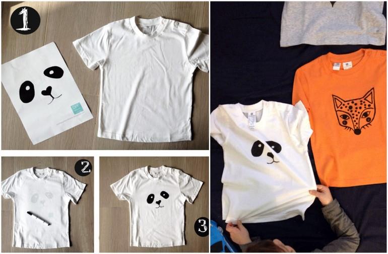 diy-t-shirt-ideas-toddler-fun-panda-eyes