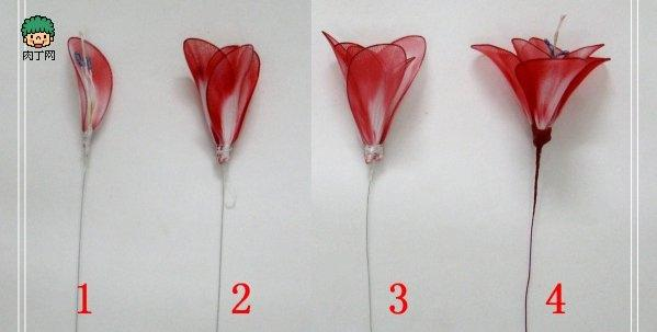how-to-make-gladiolus-blossom-wire