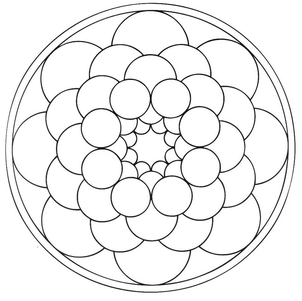 pebble-mosaic-pattern-overlapping-circles