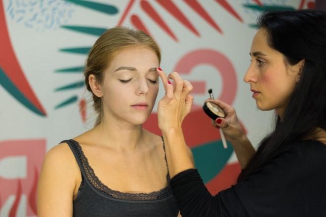 everyday makeup halloween tutorial cute look fallen angel