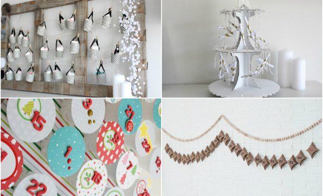 How to make a christmas advent calendar 6 homemade ideas for adults solutioingenieria Gallery