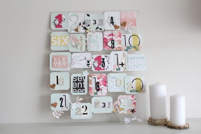 diy christmas crafts homemade advent calendar ideas