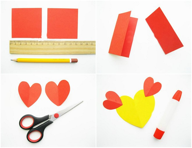 how to make heart animals elephant tutorial
