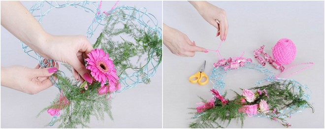 unusual flower gifts special festive mood for your beloved