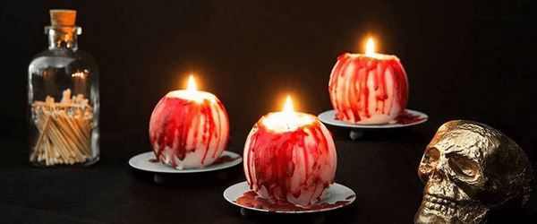 terrible and bloody last minute halloween decoration ideas