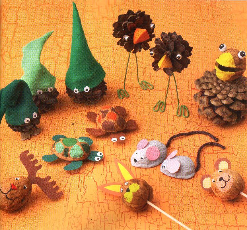fall animals preschool activities